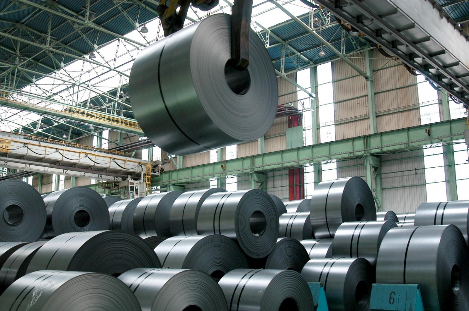 The use of steel plates and how to preserve steel plates