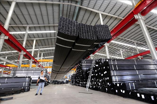 The steel industry avoids trade defense