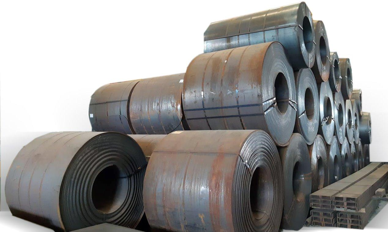 Steel coil 01